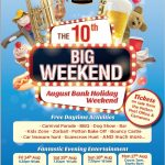 Poster - THE BIG WEEKEND 2018 -