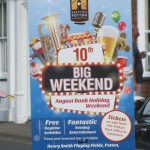 Big Weekend Poster